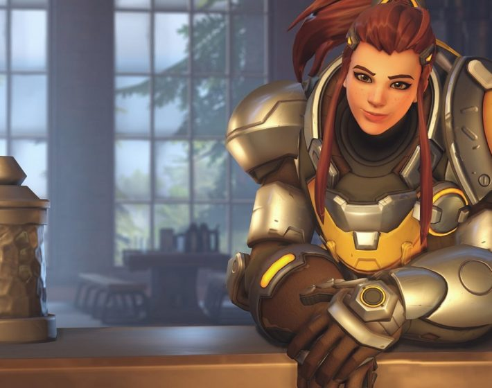 Descontando o stress com os tiros de Overwatch [Gameplay]