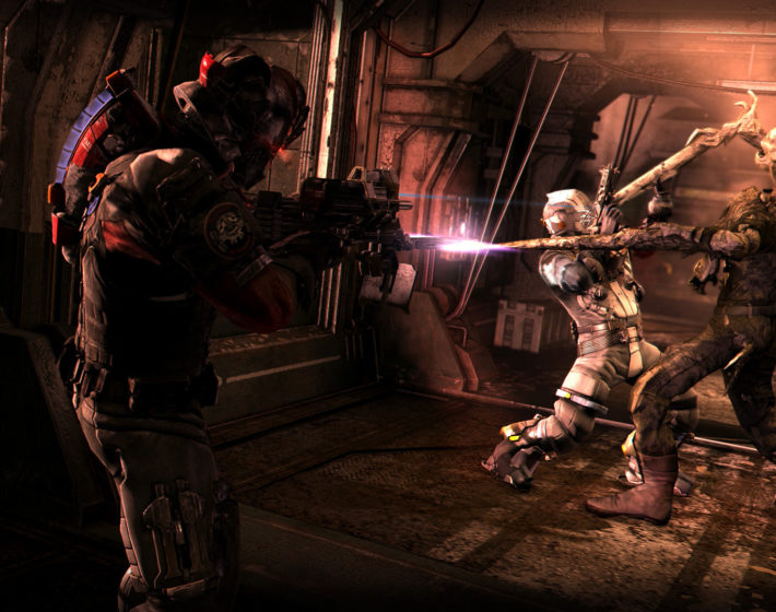 O final verdadeiro de Dead Space 3 na DLC Awakened [Gameplay]
