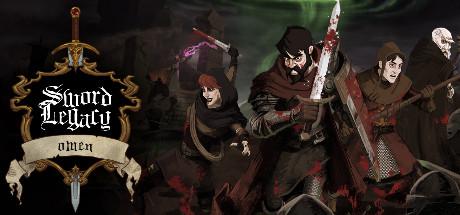 Capa de Sword Legacy: Omen