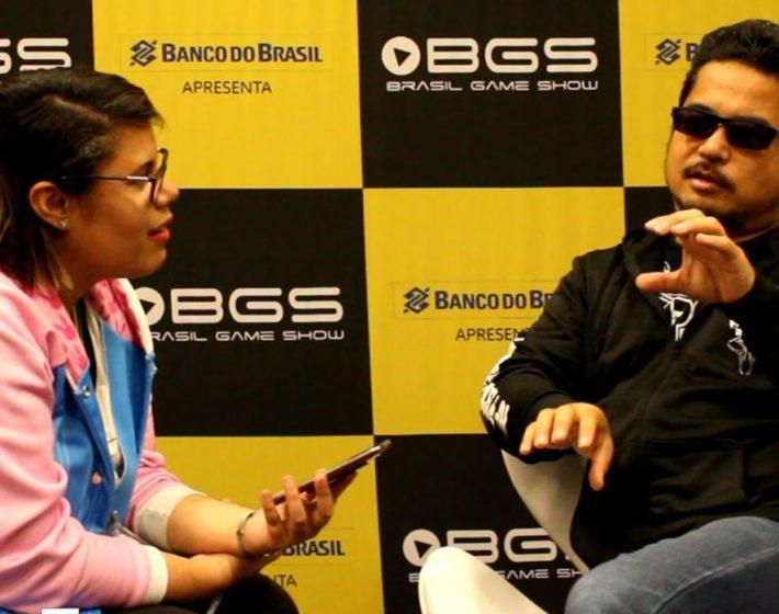 Entrevistamos Katsuhiro Harada, produtor da Bandai Namco [BGS 2018]