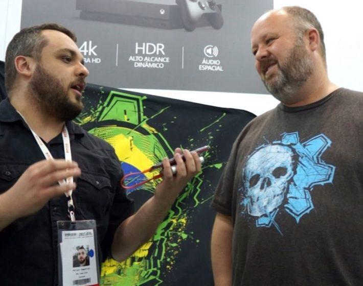 Aaron Greenberg, de Xbox, em uma conversa sobre inovação, futuro e democratização [BGS 2018]