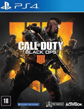 Capa de Call of Duty: Black Ops IIII