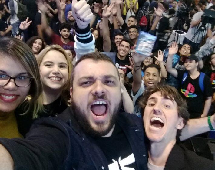 Diário da BGS 2018, dia 3: palco, papos e PC