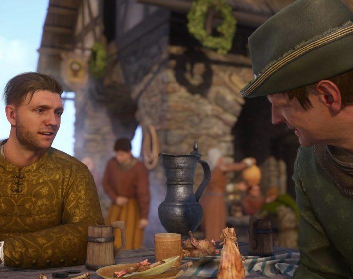 O futuro de Kingdom Come: Deliverance em um gameplay guiado [BGS 2018]