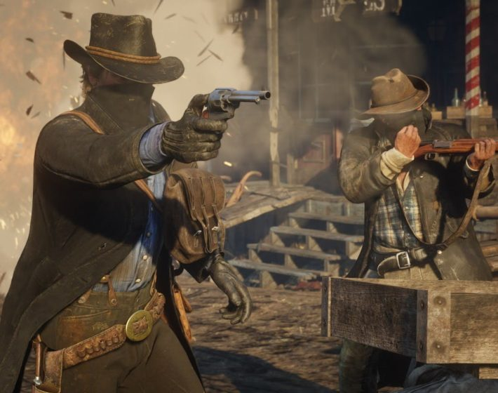 Red Dead Redemption 2 chegou! [Gameplay]