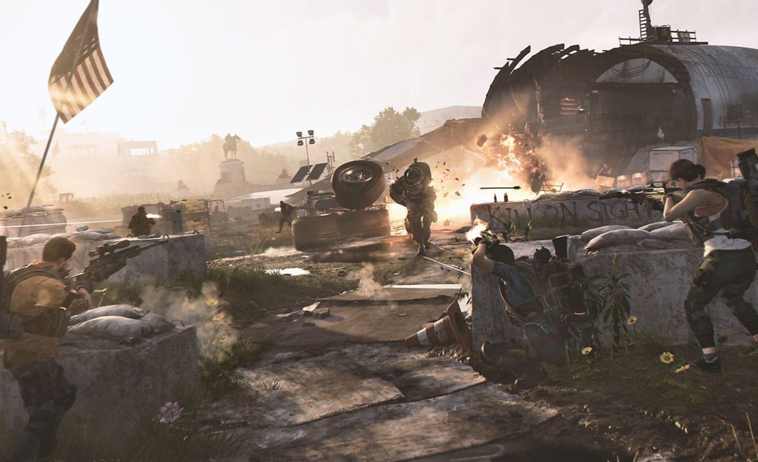 The Division 2 é maior, mais detalhado e interessante, apesar de repetir erros [BGS 2018]