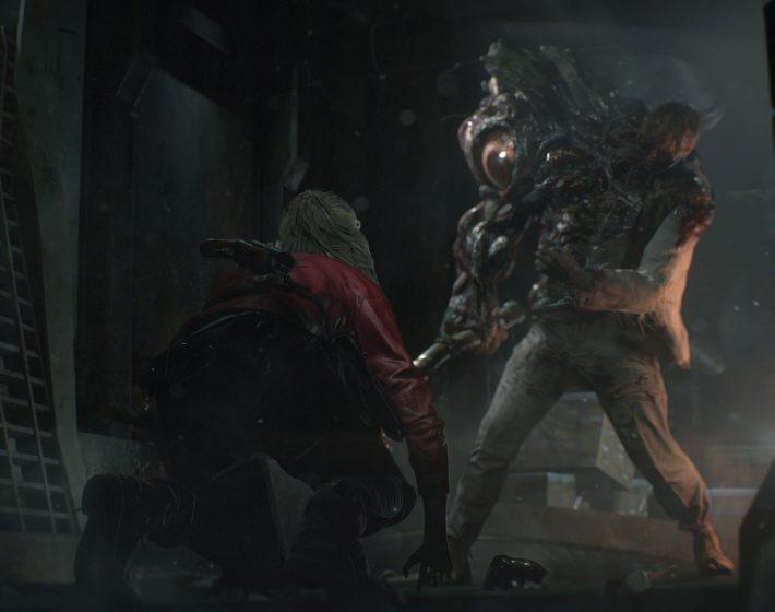 Um novo encontro com Claire em Resident Evil 2 [BGS 2018]