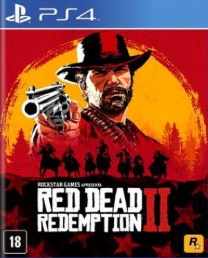 Capa de Red Dead Redemption II