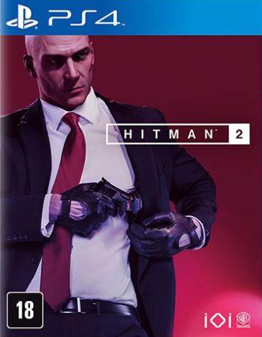Capa de Hitman 2