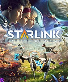 Capa de Starlink: Battle for Atlas