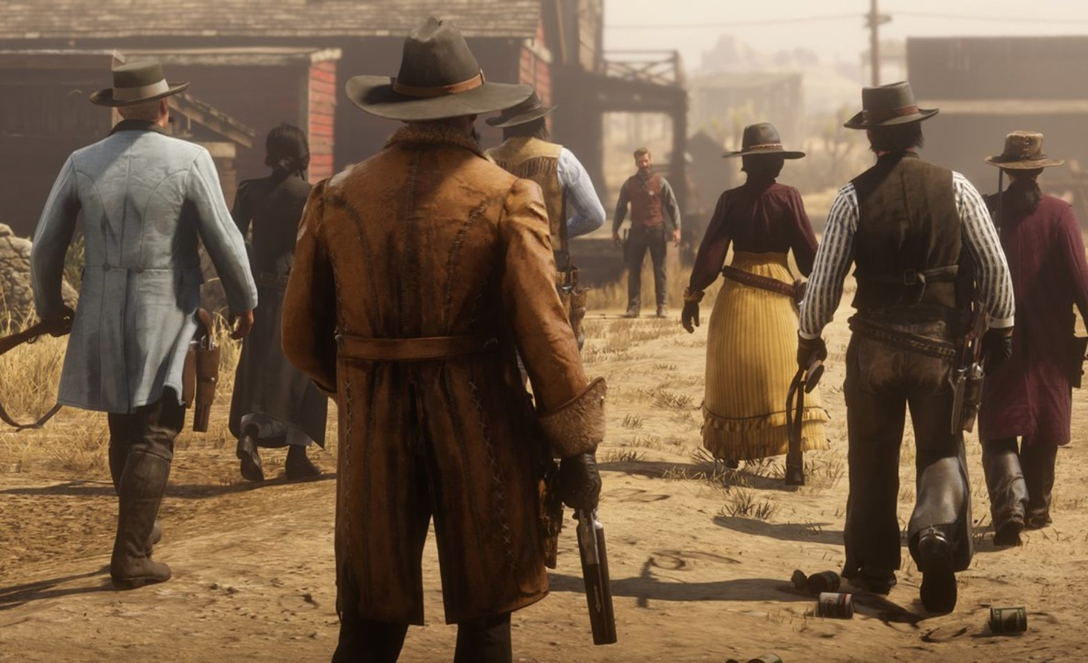 Red Dead Online: O Velho Oeste agora tem internet [Gameplay]
