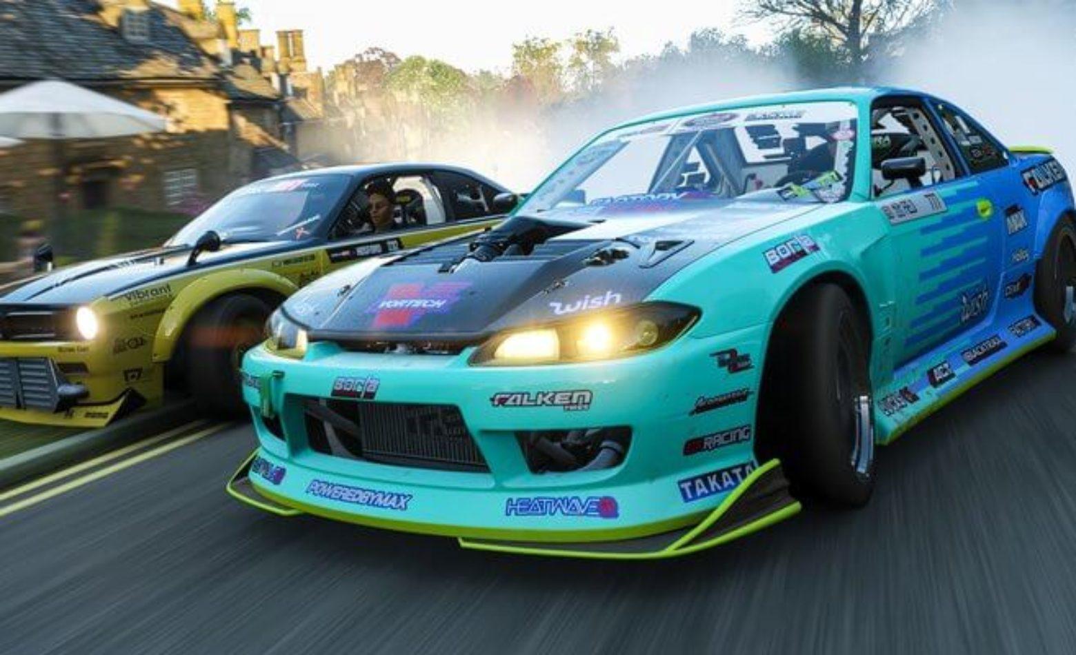 De volta às pistas de Forza Horizon 4 [Gameplay]