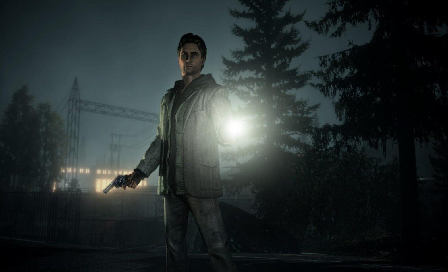 Alan Wake no confronto final com a escuridão [Gameplay]