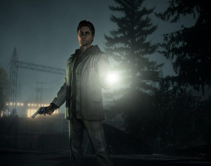 Alan Wake no confronto final com a escuridão [Gameplay]