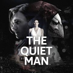 Capa de The Quiet Man