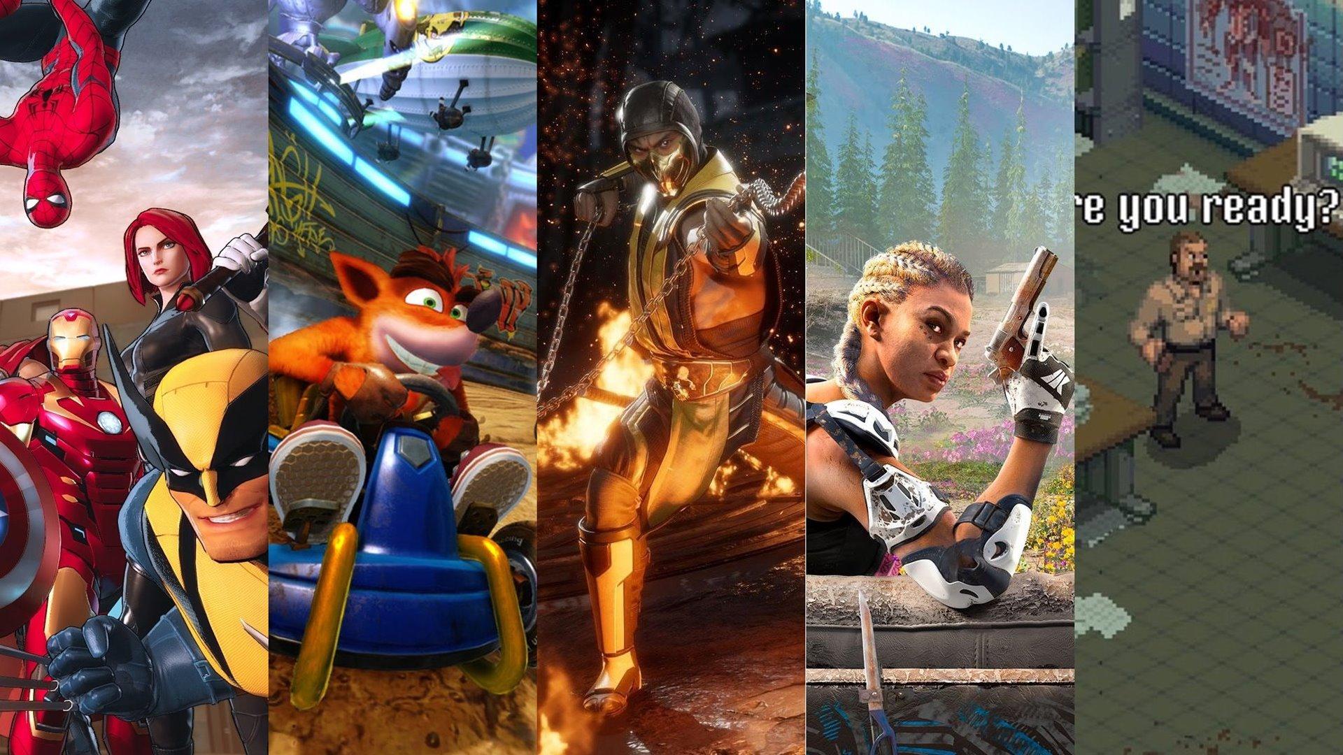Os cinco melhores anúncios do The Game Awards 2018
