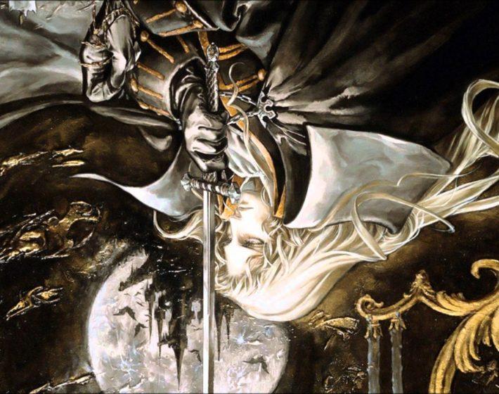 Explorando o castelo invertido em Castlevania: Symphony of the Night [Gameplay]