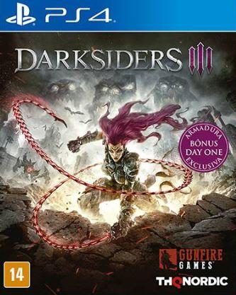 Capa de Darksiders III