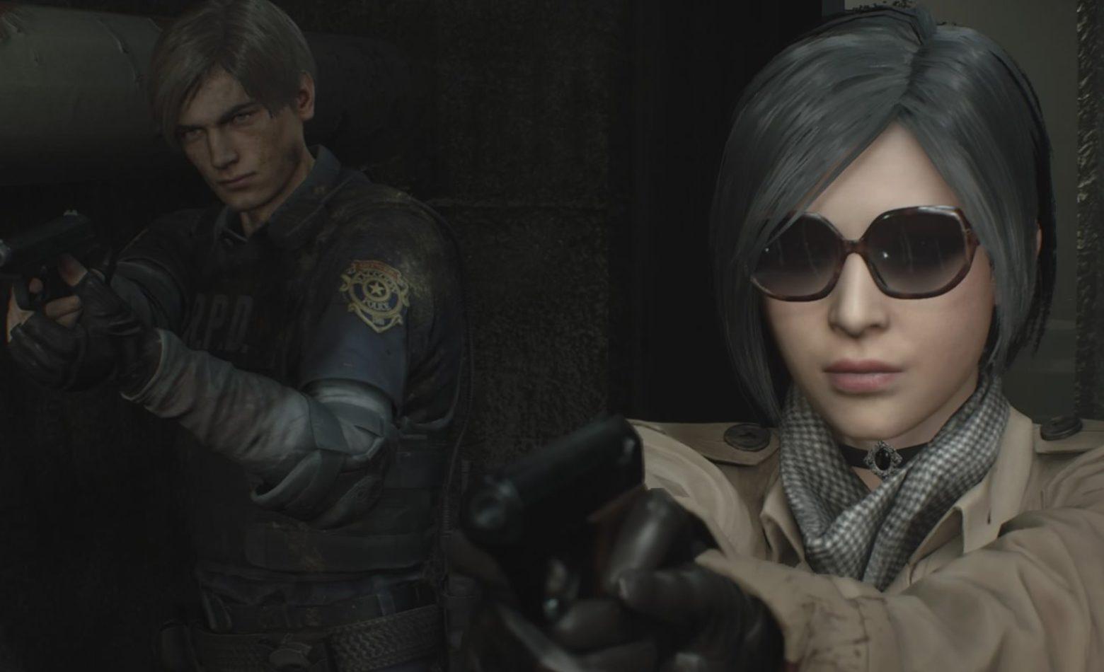 Finalmente o final verdadeiro de Resident Evil 2 [Gameplay]