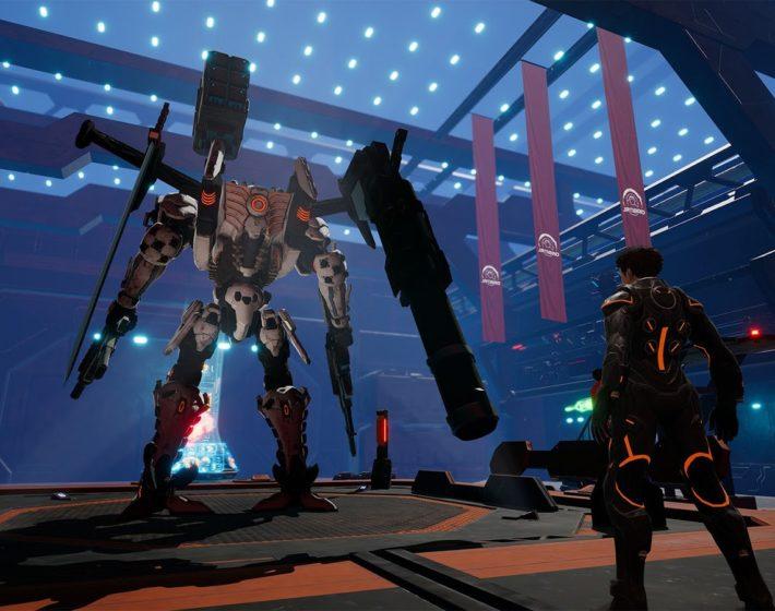 Daemon X Machina: ação com mechas no Nintendo Switch [Gameplay]