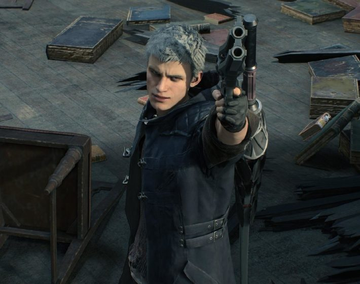 Radicalizando na demo de Devil May Cry 5 [Gameplay]