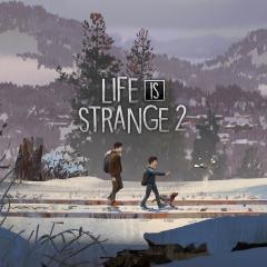 Capa de Life is Strange 2 E02 - Rules