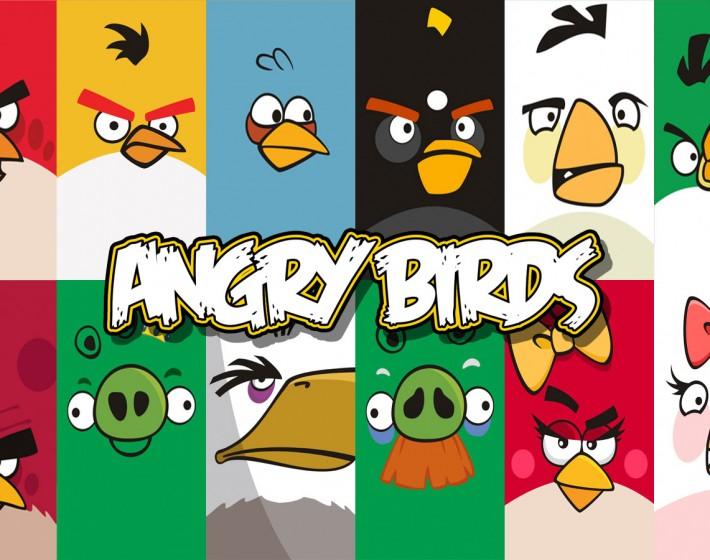 Angry Birds chega a dois milhões de downloads
