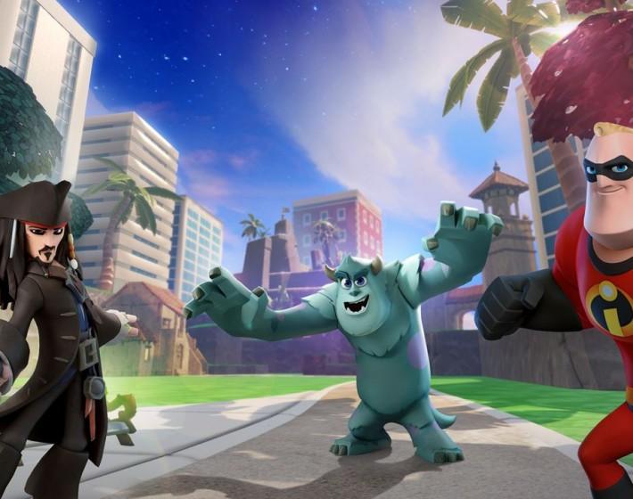 Disney Infinity já vendeu mais de três milhões de cópias