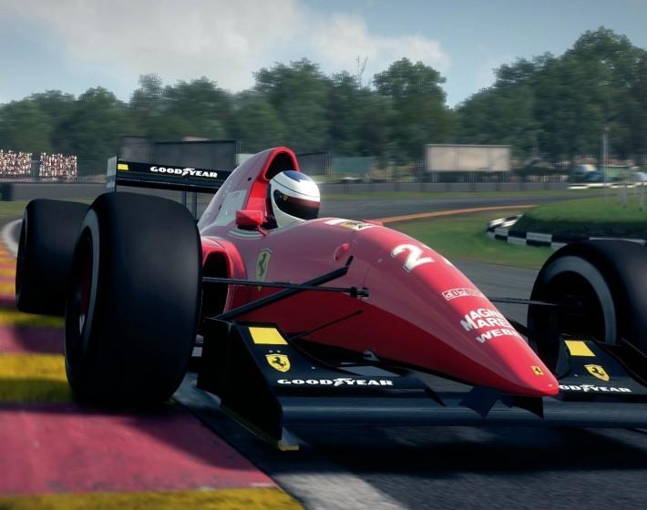Codemasters libera DLC do modo clássico de F1 2013