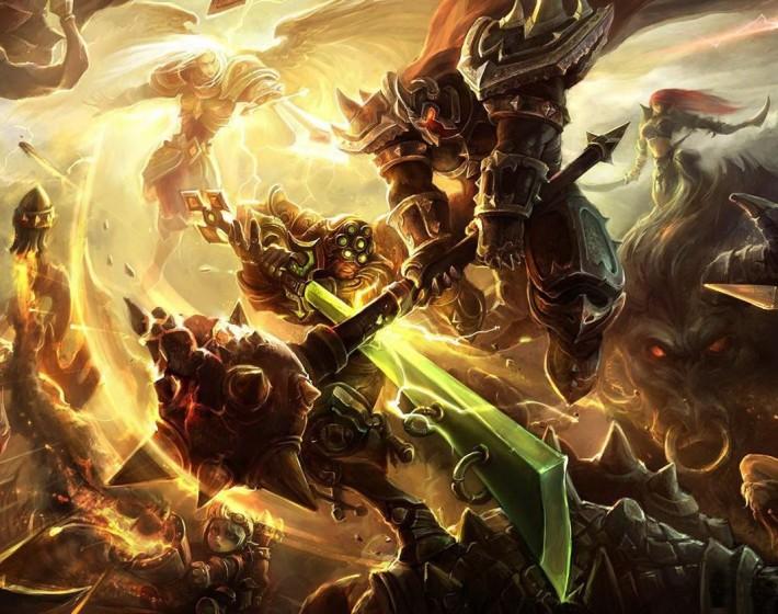 27 milhões de pessoas jogam League of Legends diariamente