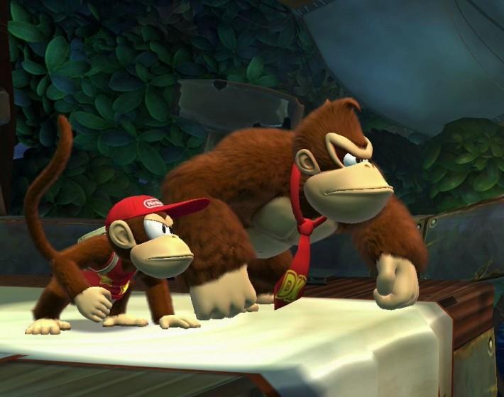 Donkey Kong Country: Tropical Freeze não usará segunda tela do Wii U
