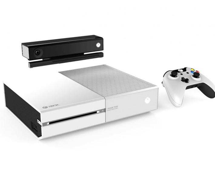 Xbox One pode ganhar versões branca e sem drive de disco