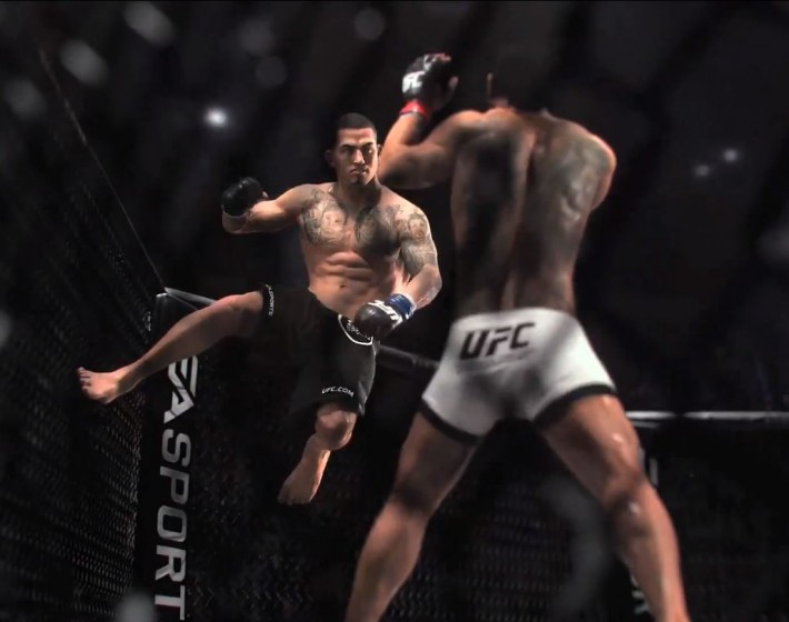 Conheça os lutadores já confirmados em EA Sports UFC
