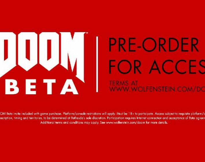 Pré-venda de Wolfenstein vai trazer Beta de Doom