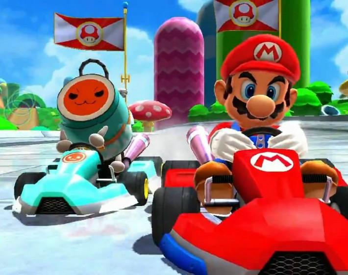 Mario Kart 8 chega em 30 de maio