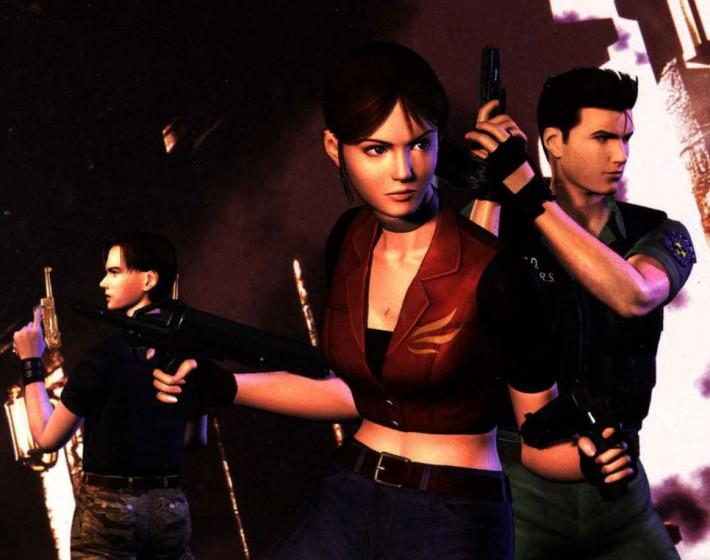 A versão original de Resident Evil CODE: Veronica [Gameplay]