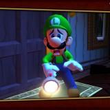 O arcade de Luigi's Mansion dá nó nos nossos cérebros