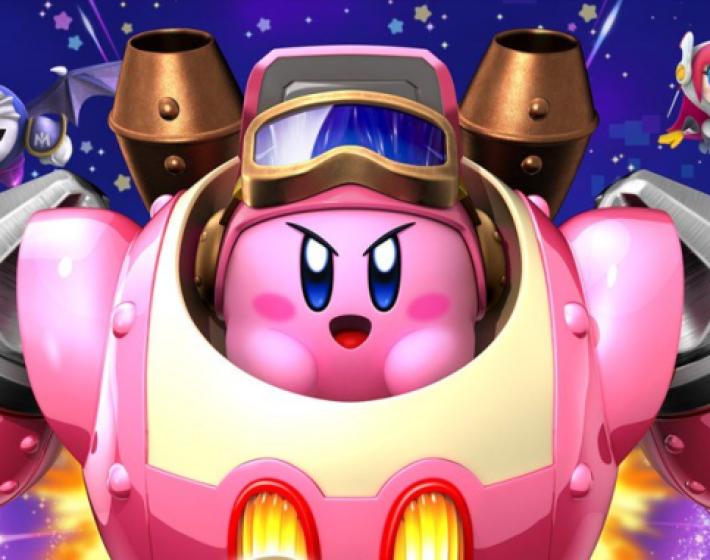 Um inventivo Kirby de plataforma como há muito tempo não se via!