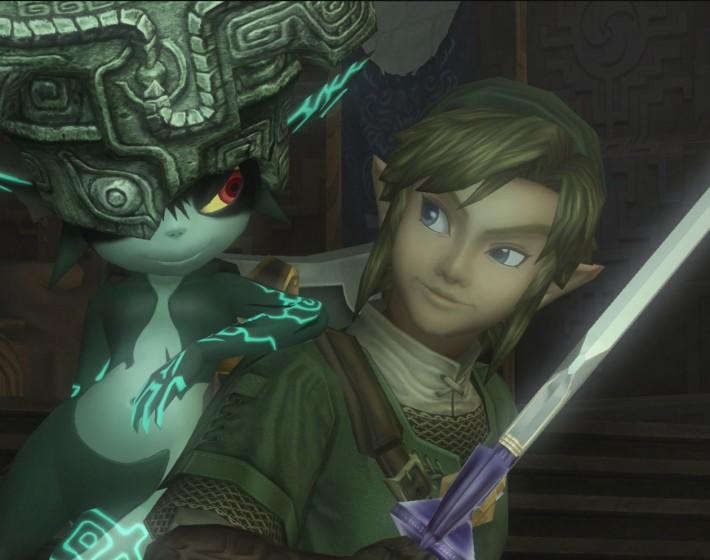 Gameplay: as várias faces de Link em The Legend of Zelda: Twilight Princess HD