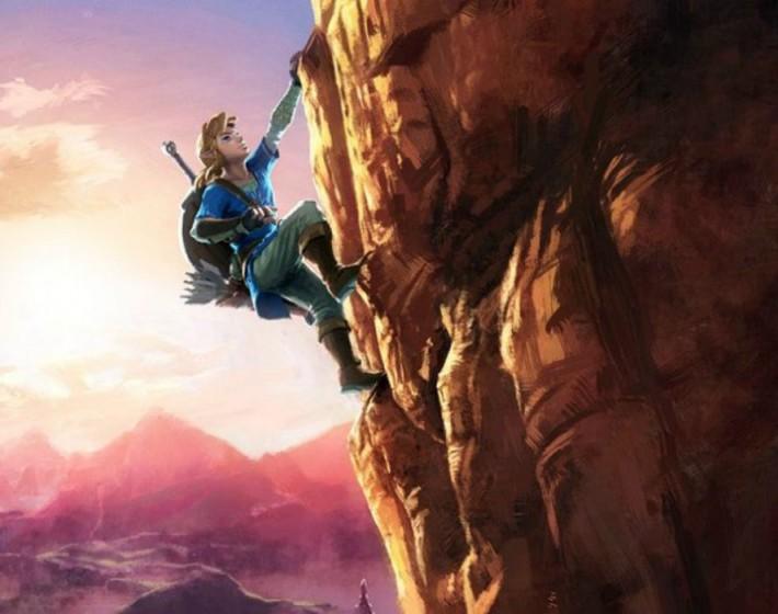 Gameplay – o maravilhoso The Legend of Zelda: Breath of the Wild