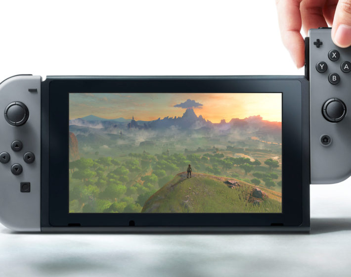 Confira nosso unboxing do Nintendo Switch