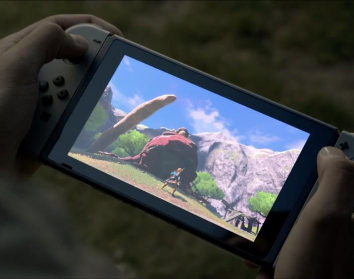 Os jogos do Nintendo Switch e a nova estratégia da Big N