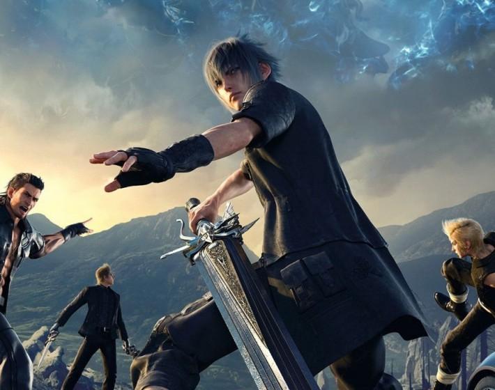 Gameplay: uma última julgada em Final Fantasy XV