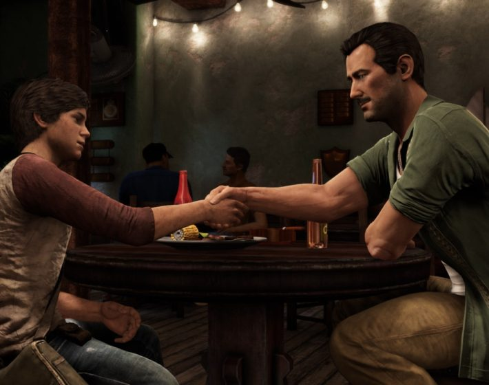 Gameplay: retornando a Uncharted 3: Drake's Deception