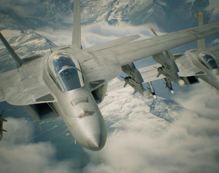 Ace Combat 7: Skies Unknown e a volta à velha forma [BGS 2018]
