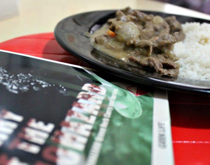O Curry Rice de Resident Evil [NGP no Japão]