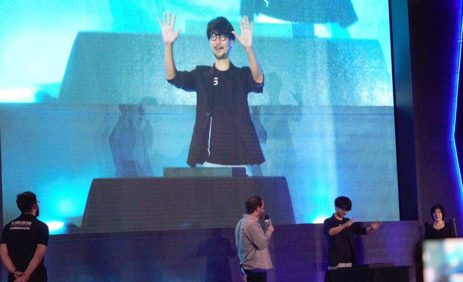 BGS 2017: Kojima eterniza sua presença no evento