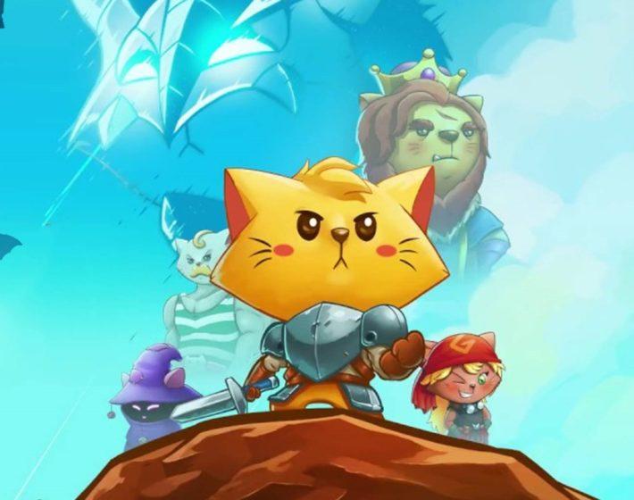 Cat Quest: as aventuras do Mussa