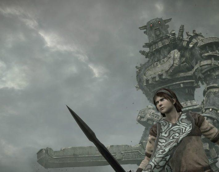 Gameplay: subindo no ombro de gigantes no remake de Shadow of the Colossus