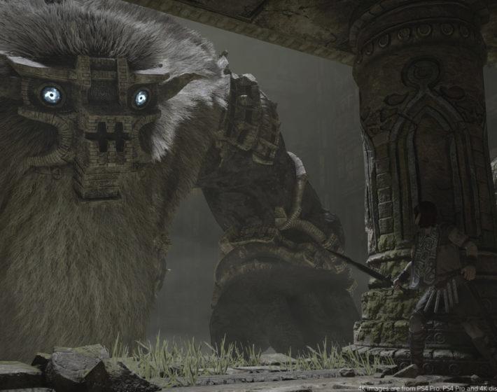 Gameplay: mais batalhas épicas e beleza no remake de Shadow of the Colossus
